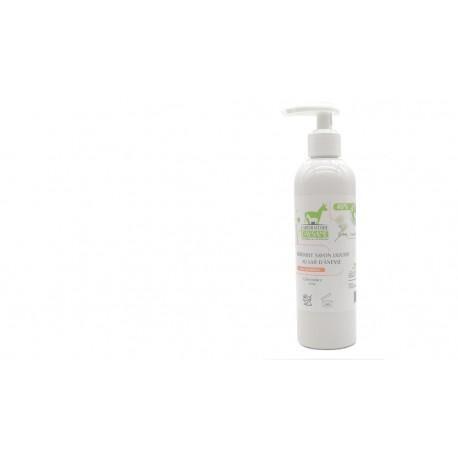 LABORATOIRE PAYSANE Savon liquide au lait d'ânesse bio peau atopique camomille  250ml
