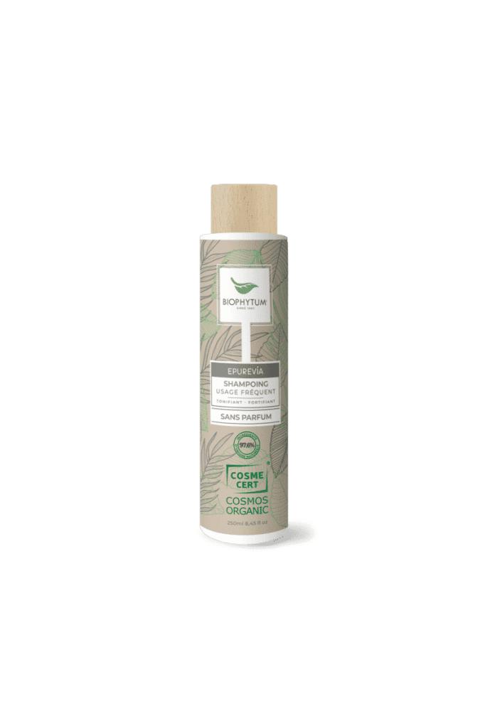 BIO FORMULE Shampoing neutre epurevia usage frequent 250 ml