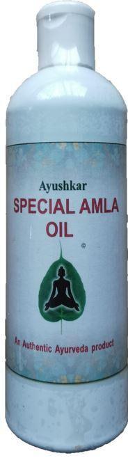 CENTIFOLIA Huile de massage ayurvédique Spécial Amla - 200 ml