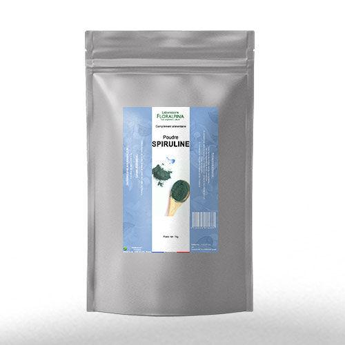 Rue Des Plantes Spiruline poudre 1kg - Riche en vitamines et minéraux et...