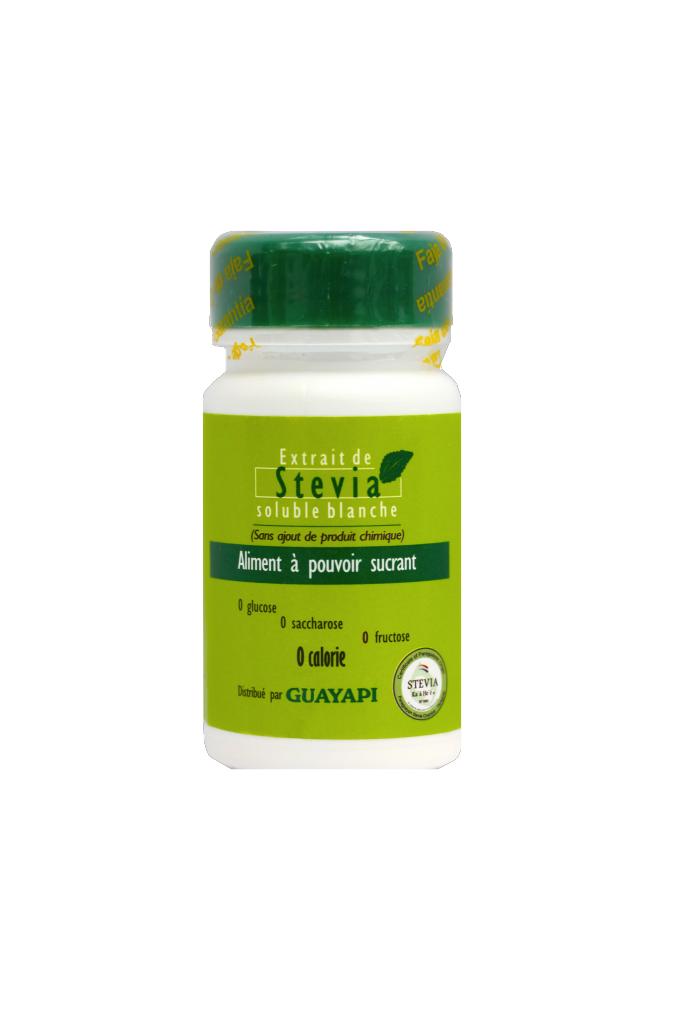 Guayapi Stevia soluble (extrait de stévia blanche)