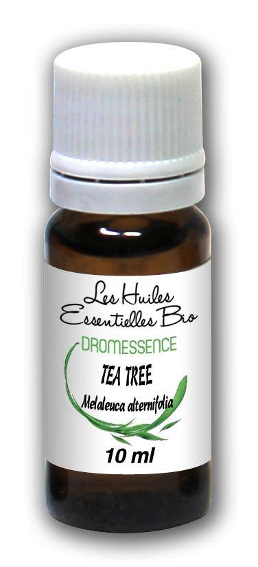 Dromessence Huile essentielle Tea tree (Arbre à thé ) BIO 10 ml DROMESSENCE