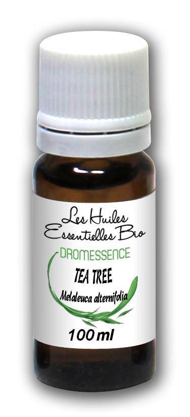 Dromessence Huile essentielle Tea tree (Arbre à thé ) BIO 100 ml DROMESSENCE