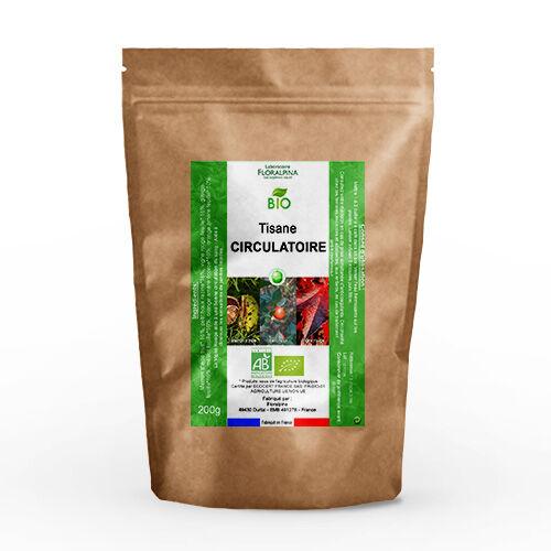 Rue Des Plantes Tisane circulatoire bio 200g - Un mélange de plantes efficace sur...