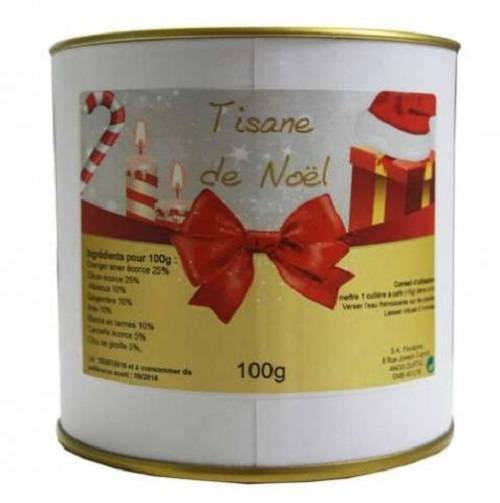 Rue Des Plantes Tisane de Noël 100g