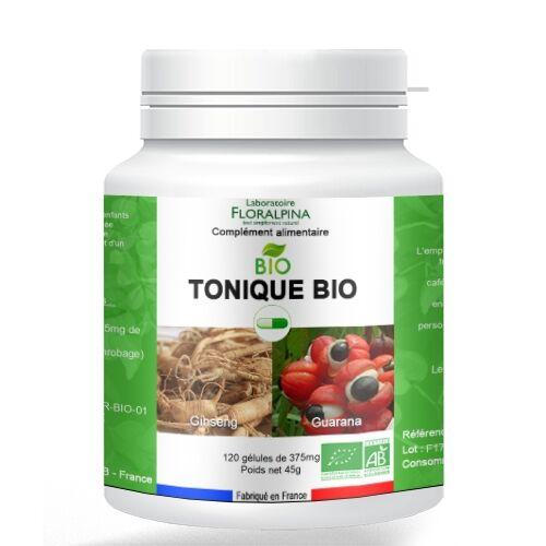 Rue Des Plantes Tonique BIO 120 gélules, Le guarana aide à réduire la fatigue,...