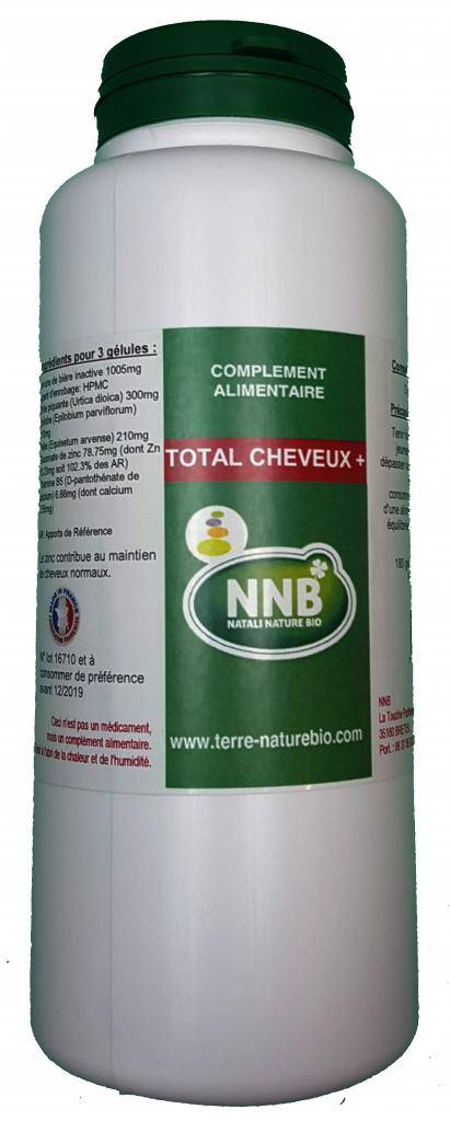 Natali Nature Bio Total Cheveux