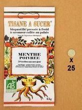 Dromessence Tisane à sucer Biopastille Menthe poivrée
