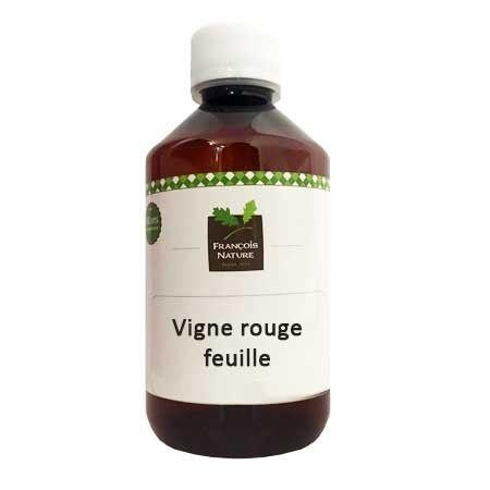 François Nature Vigne rouge feuille extrait liquide 250 ml.