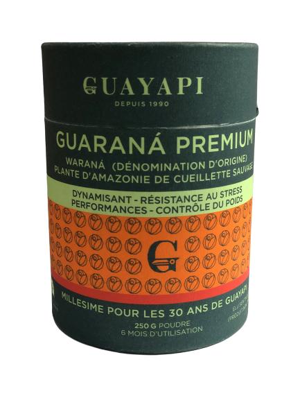 Guayapi Waranà Premium Guarana des Terres d'Origine