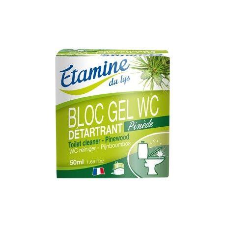 ETAMINE DU LYS Bloc Gel WC Détartrant Pinède - Etamine du Lys