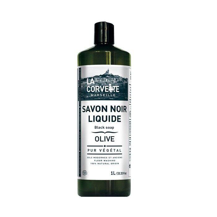 Eco-conseils Savon Noir Liquide 1 litre