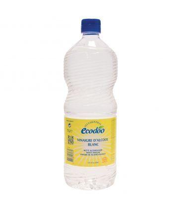 ECODOO Vinaigre d'alcool blanc écologique