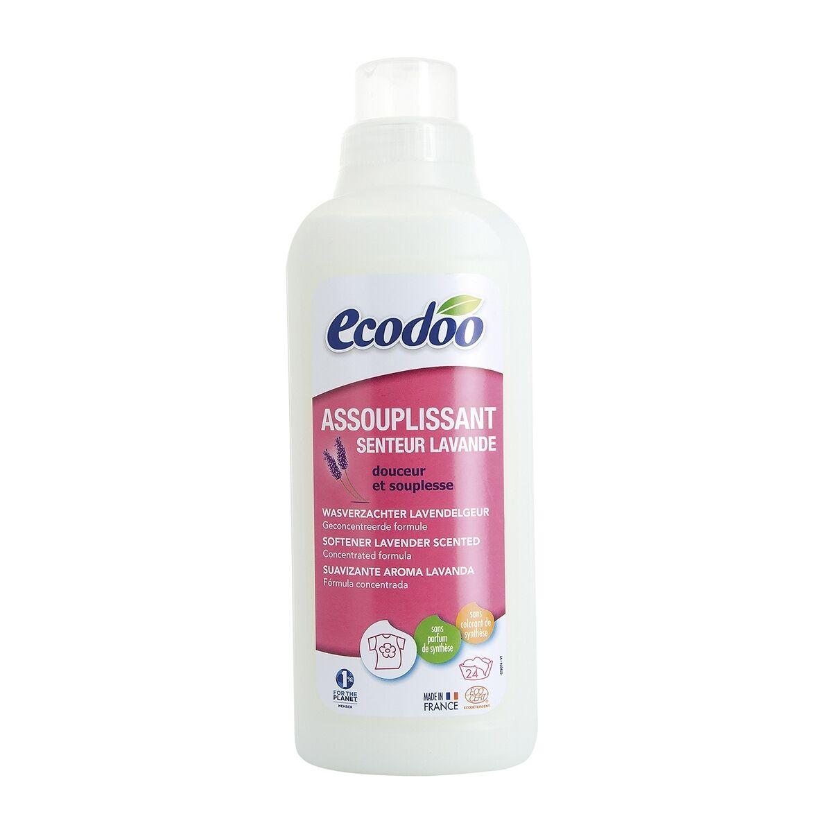 ECODOO Assouplissant écologique senteur lavande sans parfum de...