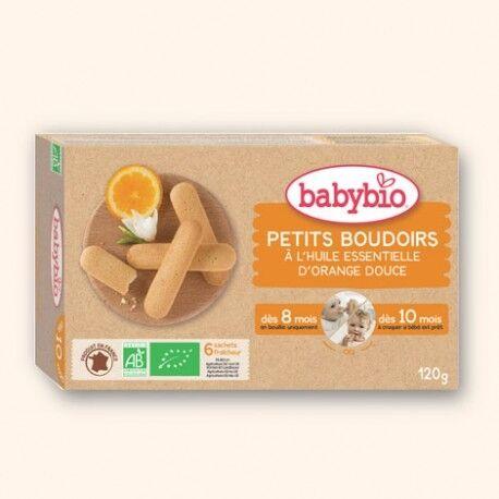 BABYBIO Petits Boudoirs 120g-Babybio