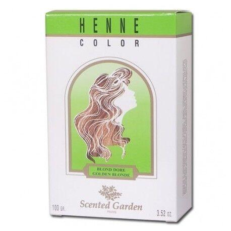 Relais Bio Coloration Henné - Blond Doré - Scented Garden