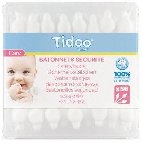 Nos Meilleures Courses TIDOO Bâtonnets sécurité bébé bio