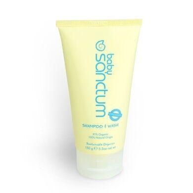 Santé Détox Baby Shampoo & Wash - Shampoing Corps Et Cheveux Pour Bebe