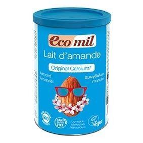 ECOMIL Lait Amandes-Calcium Instantané 400g Bio - Ecomil