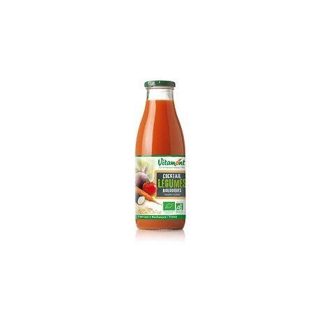 VITAMONT Cocktail de Légumes Bio 0.75L-Vitamont