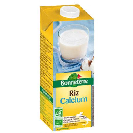 BONNETERRE BOISSON Riz Calcium