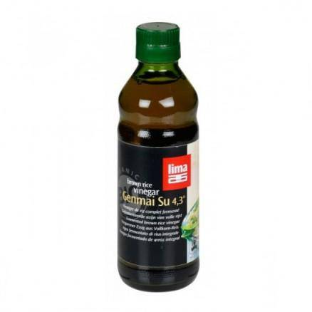 Les Délices De Sarah Genmai-su (vinaigre de riz) 250ml LIMA