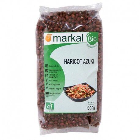 MARKAL Haricots Azukis 500g-Markal