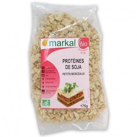 MARKAL Protéines de Soja Petits 175g-Markal