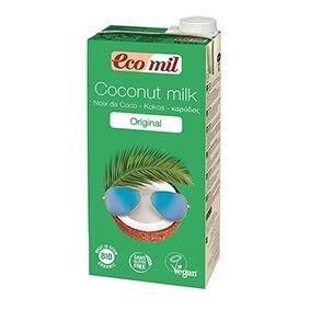 ECOMIL Boisson végétale Coco Bio Original 1L-Ecomil