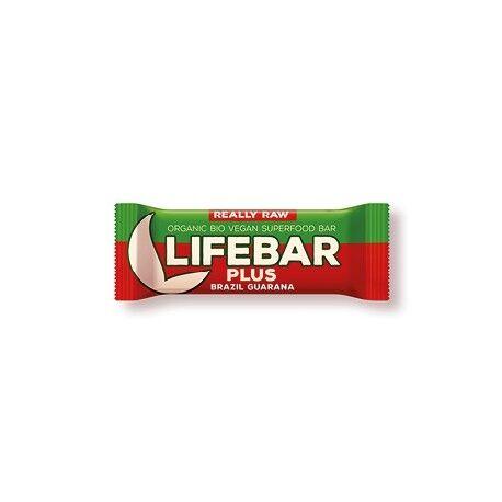 LIFEFOOD Lifebar+ Guarana - 47g - Lifefood