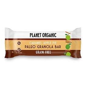 Les Délices De Sarah Barre Paléogranola Pommes Caramel 30g Bio - Planet Organic