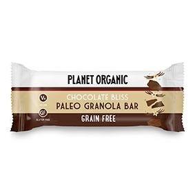 Les Délices De Sarah Barre Paléogranola Délice Extrême de Chocolat 30g Bio - Planet...
