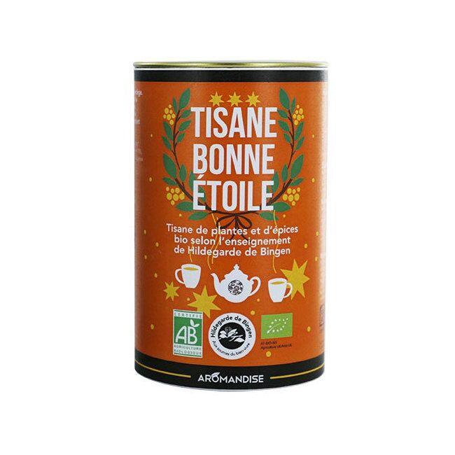 AROMANDISE HILDEGARDE DE BINGEN - Tisane bio Bonne Etoile en vrac - Boîte de...
