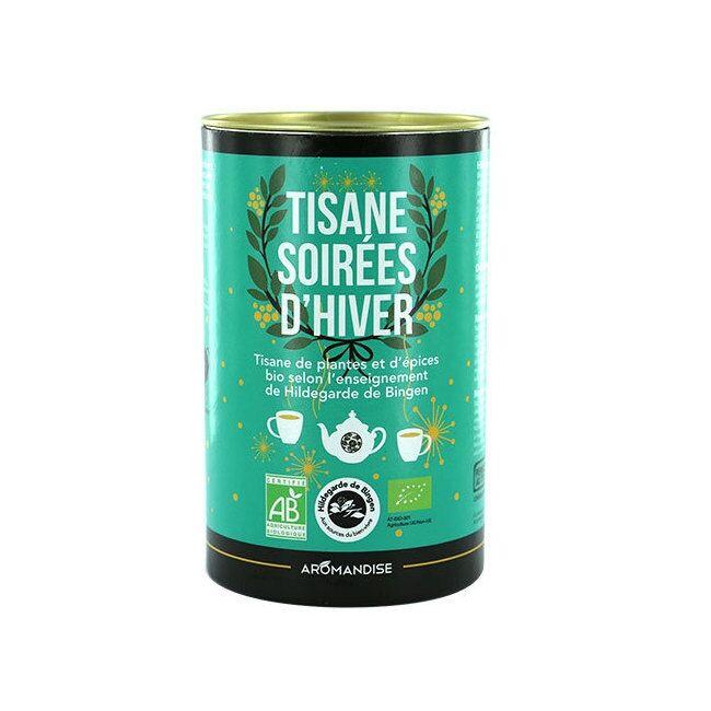 AROMANDISE HILDEGARDE DE BINGEN - Tisane bio Soirées d'hiver en vrac -...