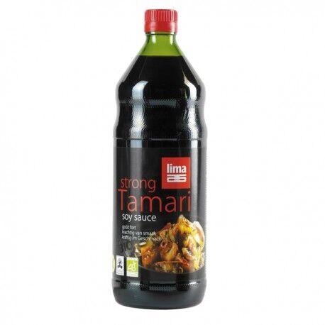 Relais Bio Sauce Soja Strong Tamari 1L-Lima
