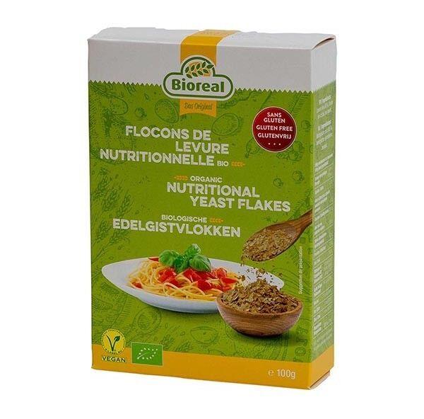 Lechoppebio Flocons de levure nutritionnelle 100g Bio - Bioreal
