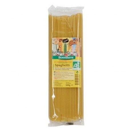 BONNETERRE Spaghetti 500g -Bonneterre