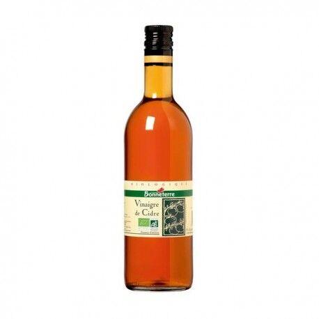 BONNETERRE Vinaigre de Cidre Bio - 75cl - Bonneterre