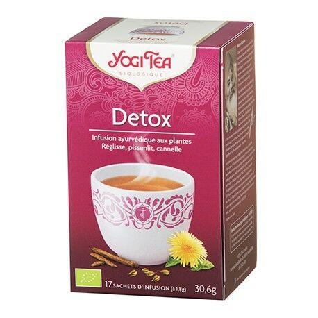 YOGI TEA Detox - Yogi Tea