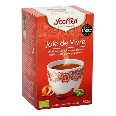 YOGI TEA Joie de Vivre - Yogi Tea