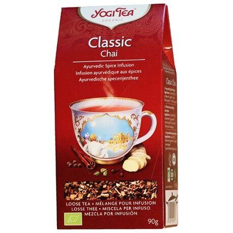 YOGI TEA Classic Chai 90g (vrac) - Yogi Tea