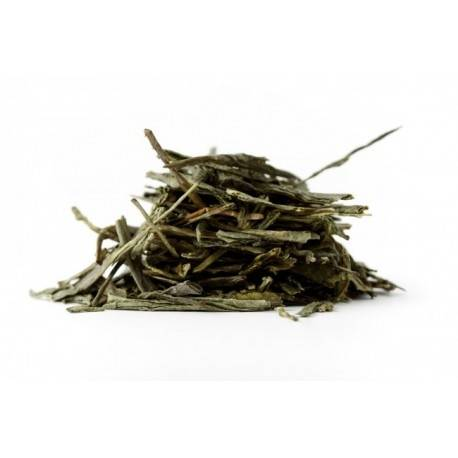 LES JARDINS DE GAIA Lung Ching Puits du Dragon, Thé Vert 100g-Les Jardins de Gaia