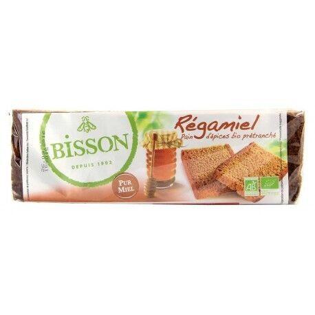 BISSON Régamiel pain d'épices 300g-Bisson