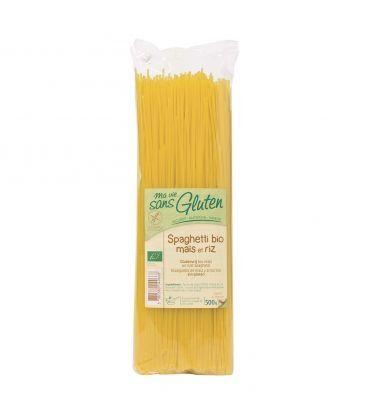 MA VIE SANS GLUTEN Spaghetti maïs riz bio & sans gluten