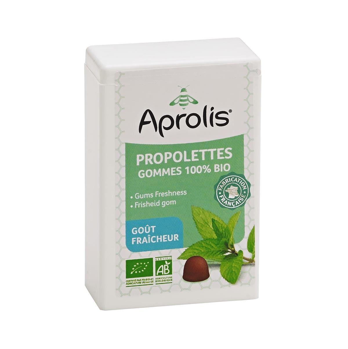 APROLIS Propolettes Fraîcheur 50g Bio - Aprolis