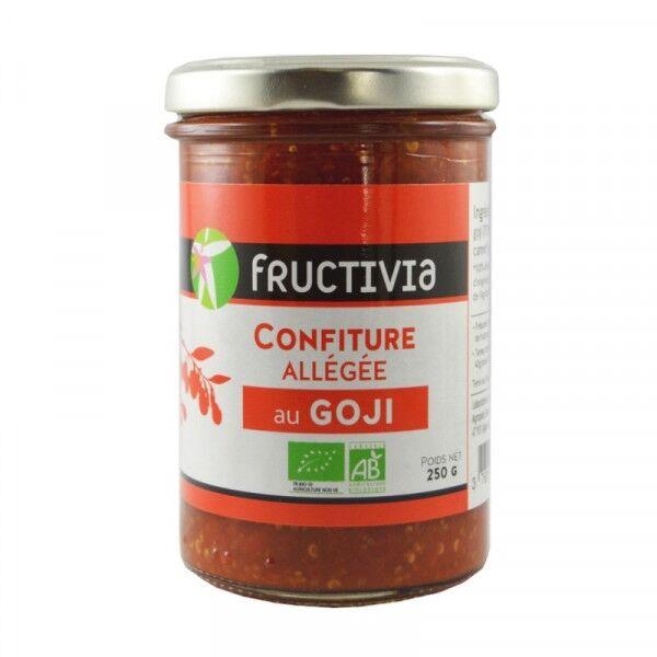 Jolivia Confiture allégée Goji Bio - 250 g