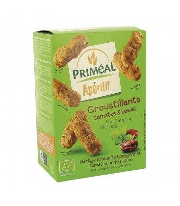 PRIMÉAL DATE PROCHE - Croustillants tomates & basilic bio