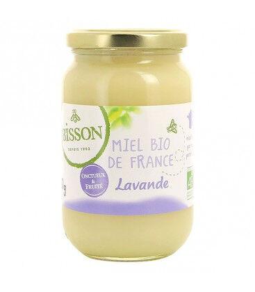 BISSON Miel de Lavande bio de France, 500g