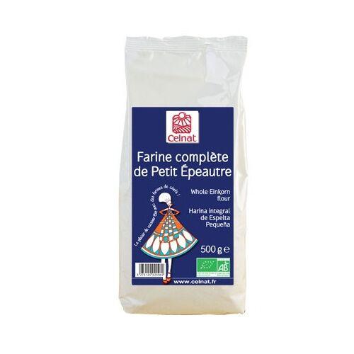 Les Délices De Sarah Farine complète de petit Epeautre bio 500 g