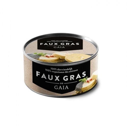 Nos Meilleures Courses GAIA Faux Gras de Gaia bio et sans huile de palme